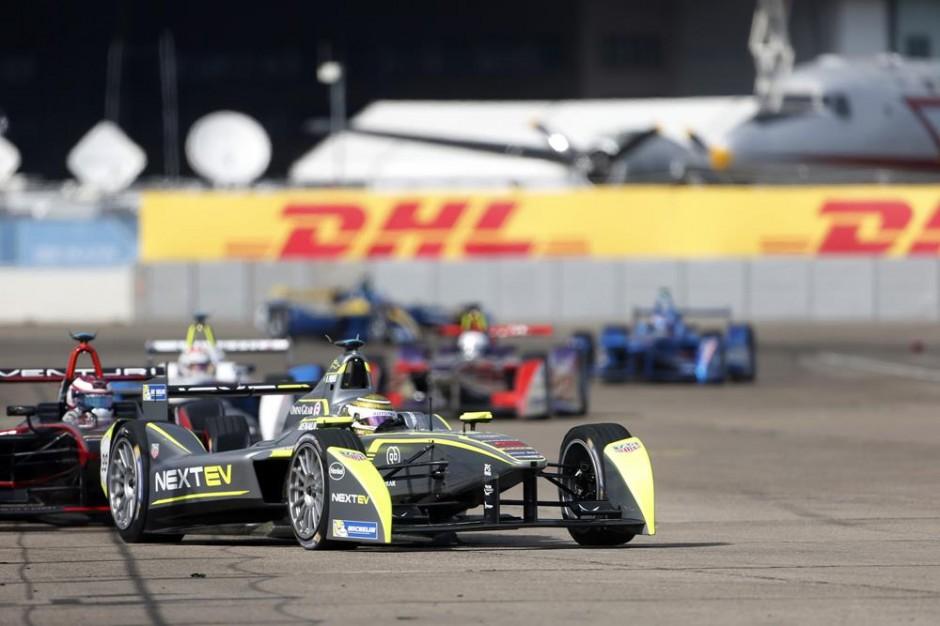 FIA Formula E DHL ePrix Berlin - TAG Heuer (#4)