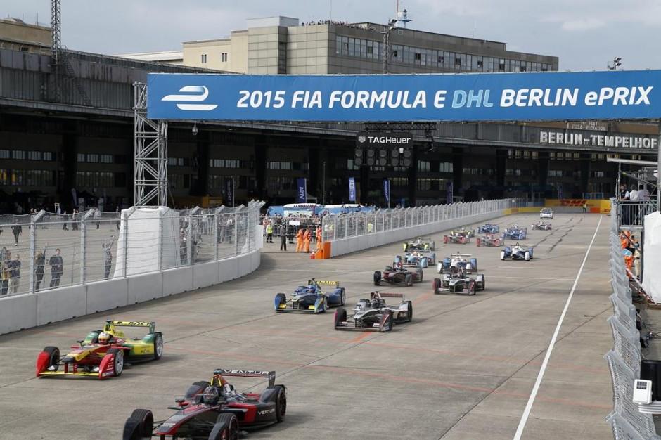 FIA Formula E DHL ePrix Berlin - TAG Heuer (#9)