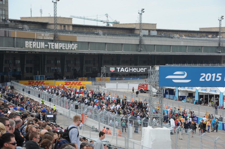 FIA Formula E ePrix Berlin 2015 - TAG Heuer (15)