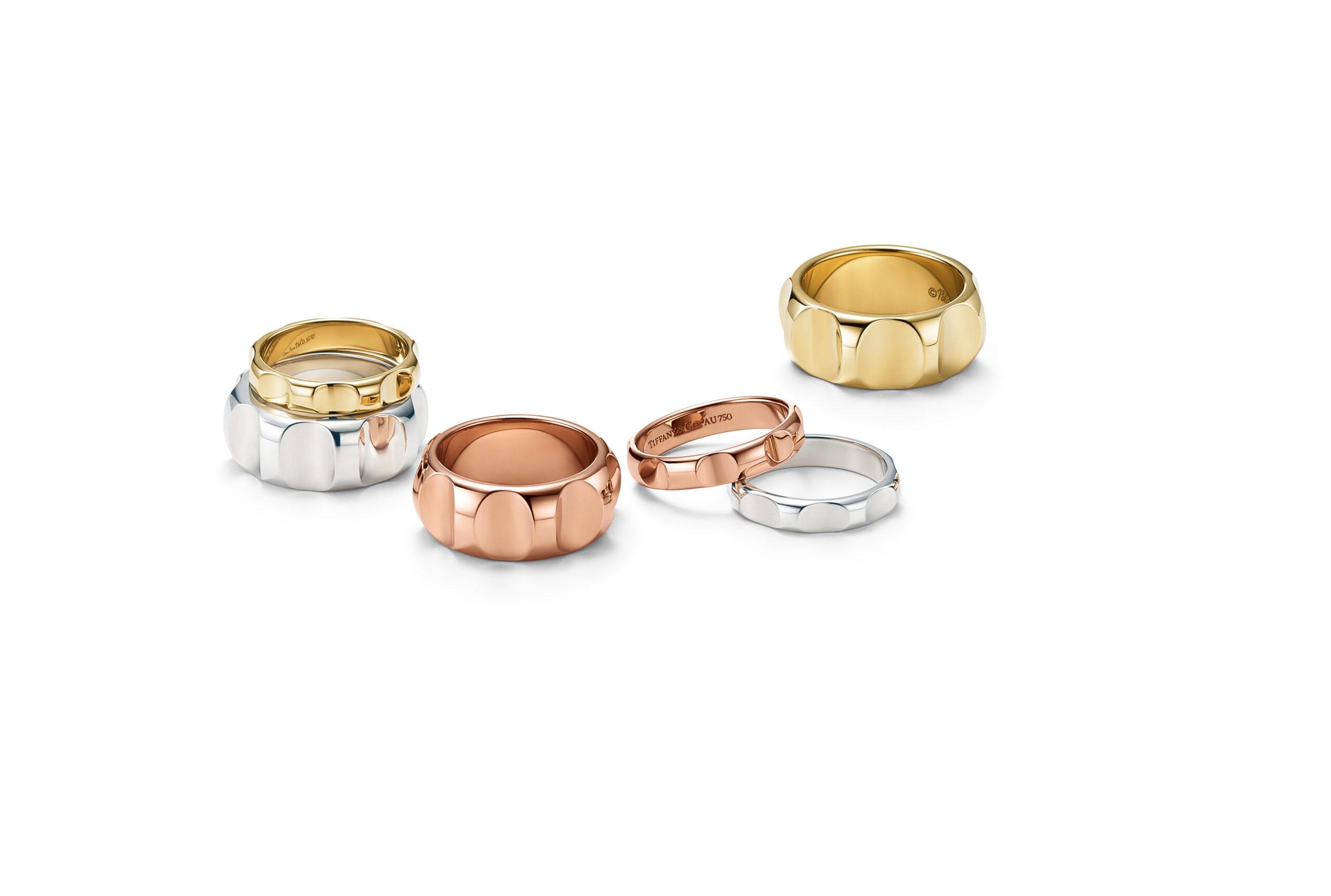 Tiffany Paloma's Groove™ rings